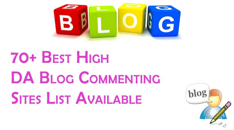 Blog Commenting Sites