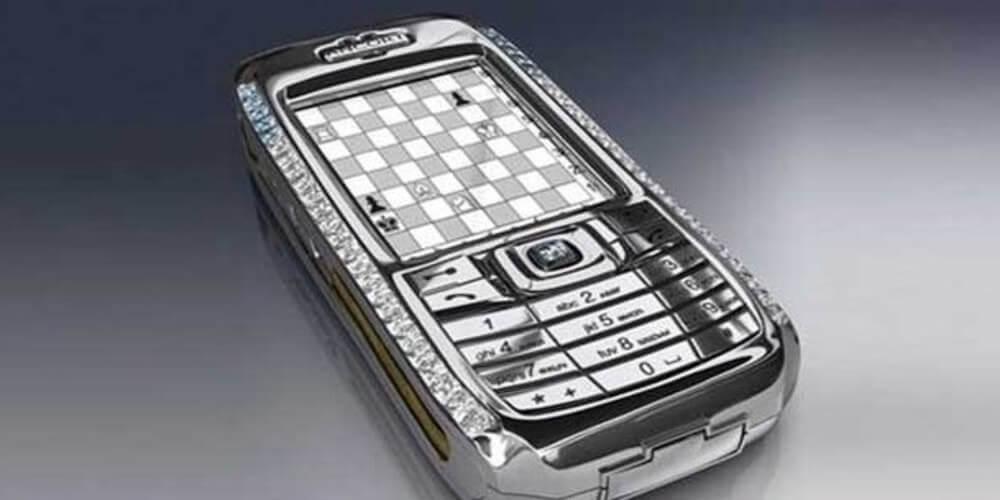 Diamond Crypto phone