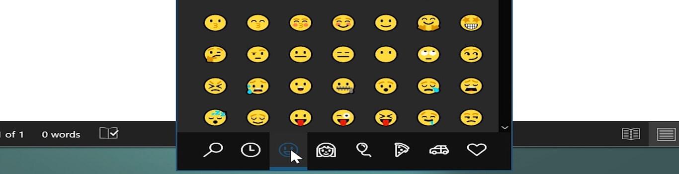 Emoji - Window Functions
