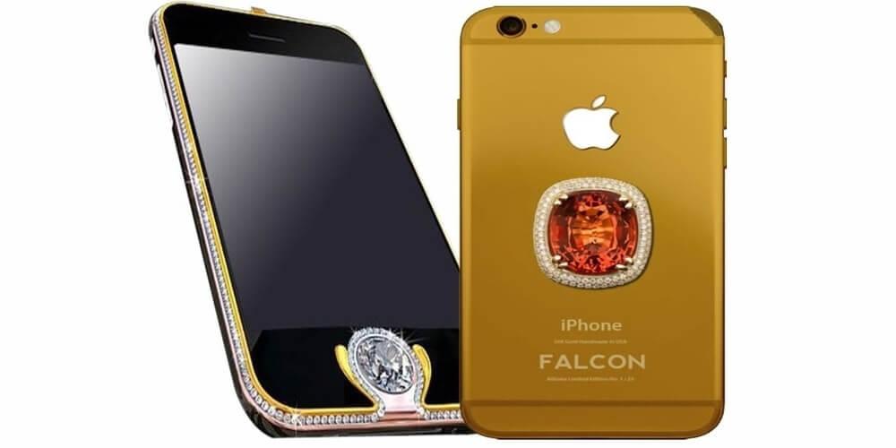 Falcon SuperNova Pink Diamond