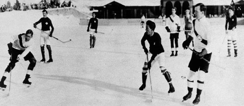 Ice Hockey history