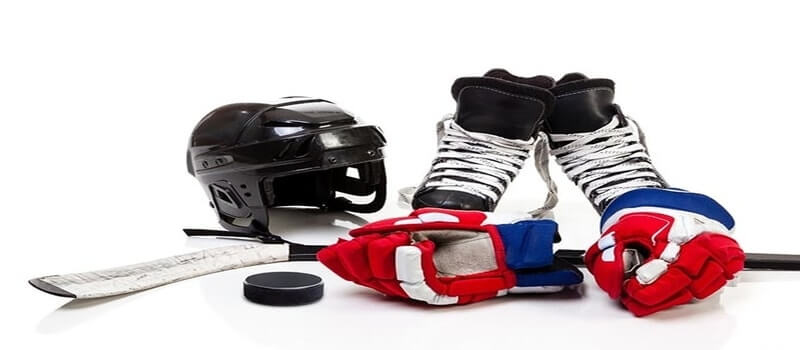 equipment of Ice Hockey