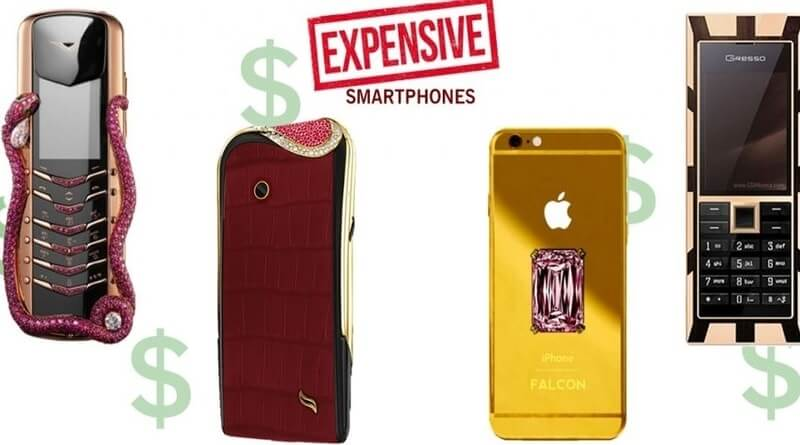 expensive phones