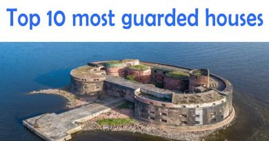 Most Secure Houses