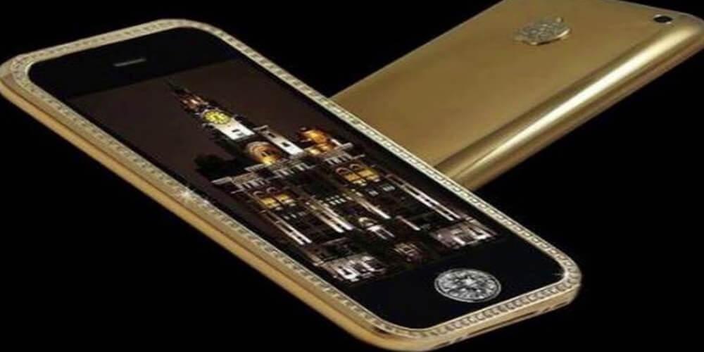 iPhone Supreme Goldstriker Phone 3G