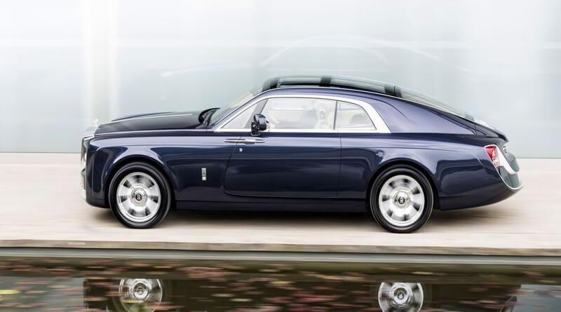 Rolls-Royce Swepttail-$ 13 million