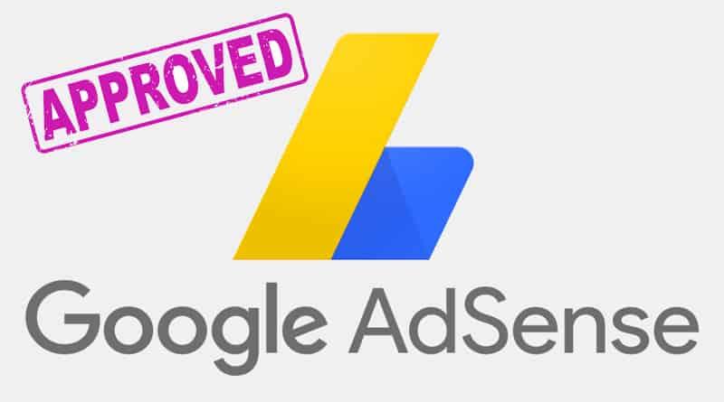 Google AdSense Approval