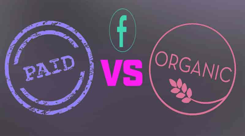 Facebook Organic and Paid Reach