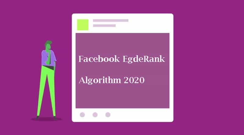 Facebook EdgeRank Algorithm