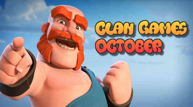 Clan Games in Clash of Clans