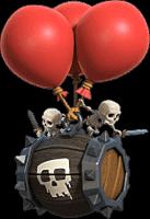 Provisional Troops Skeleton Barrel