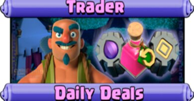 Clash of Clans Merchant Spawn Cycle
