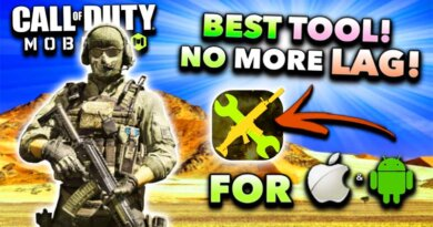 100% working best gfx tool for maximum fps & graphics on Call of duty mobile