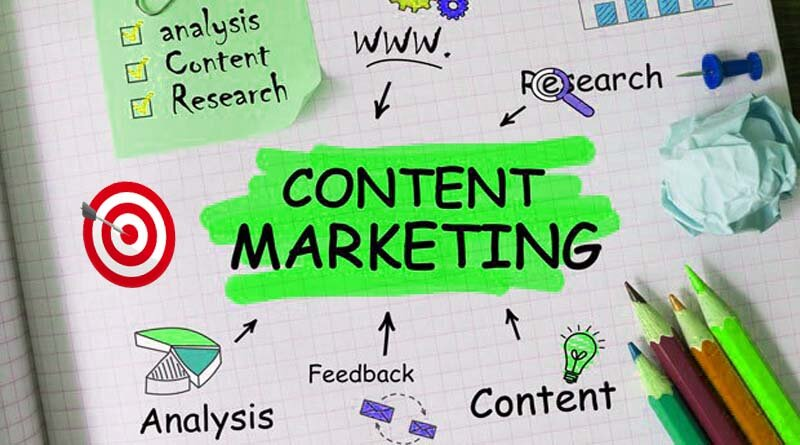 6 Official steps how to Succeed with Content Marketing