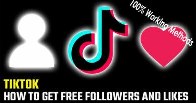 Get Free TikTok Followers Tricks in 2021