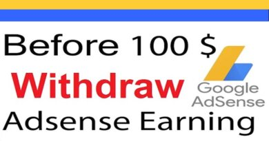 How to Withdraw Money Less Than 100 Dollars on AdSense Account in 2021