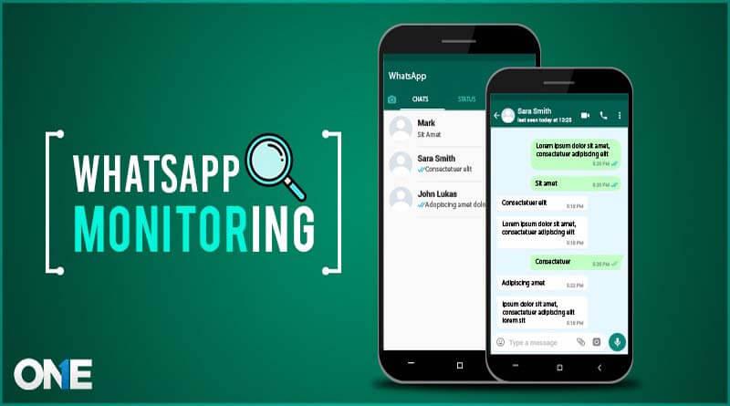 Monitor Whatsapp Chats Online With TheOneSpy Whatsapp Spy App