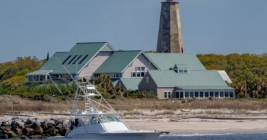 4 Ways to Get Moving on Bald Head Island