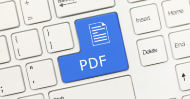 PDF Long-Term Archiving Saving PDFs into a PDFA File Format Using GogoPDF's Tool