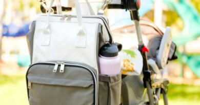 How to Travel Leisurely with Electric Breast Pump in Diaper Bag Backpack